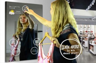 Βοηθητικές Συσκευές Χώρων με Έξυπνη Οθόνης Διαφημίσεων