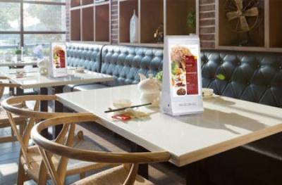 Πολυσυστήματα Φόρτισης, Διαφήμισης, Κλήσης Σερβιτόρου, Παραγγελίας